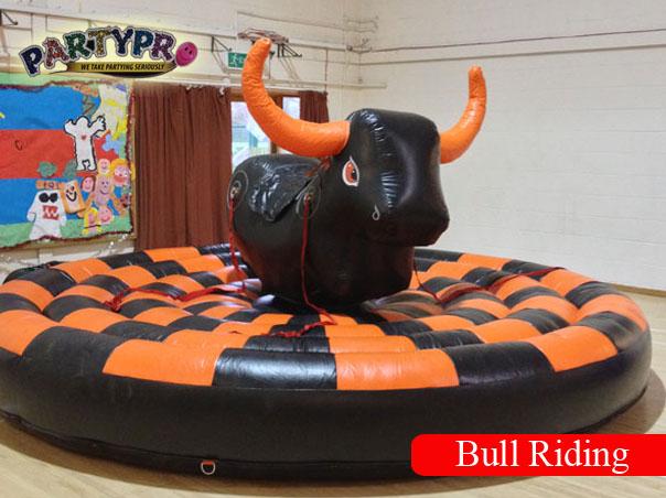 bulll-riding