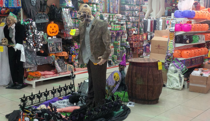 1 Halloween Store in South! | Party Pro