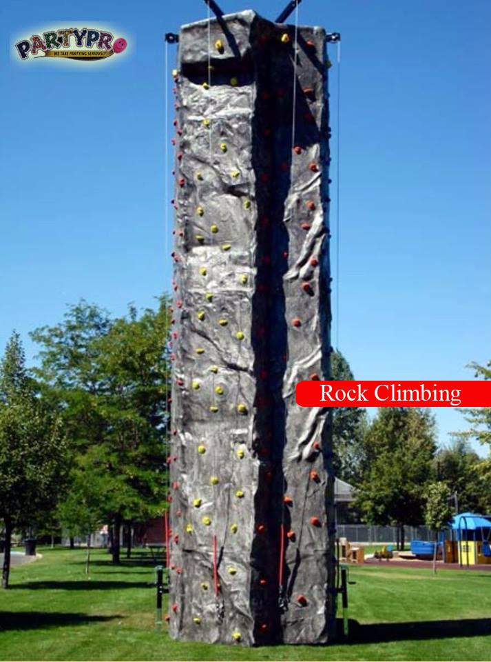 rock-climibing