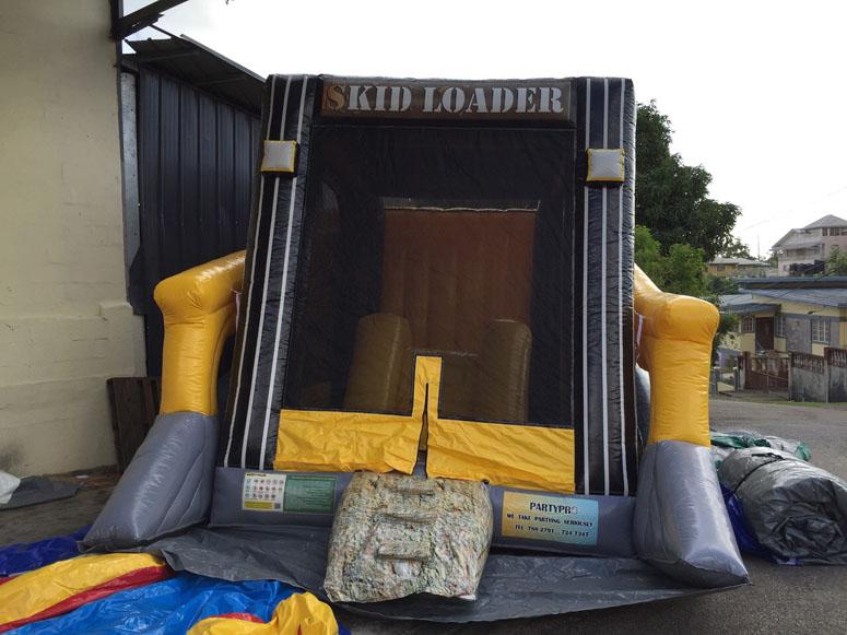 skid-loader