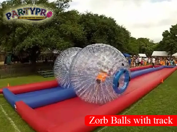 zorb-balls